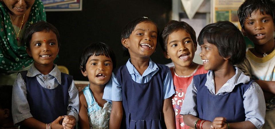 Educating Slum Children